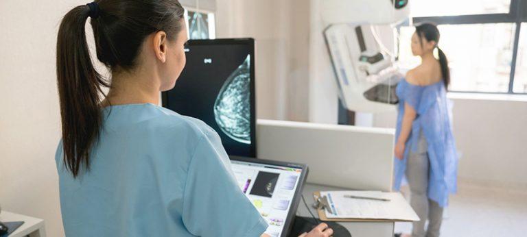 Mammografia con Tomosintesi