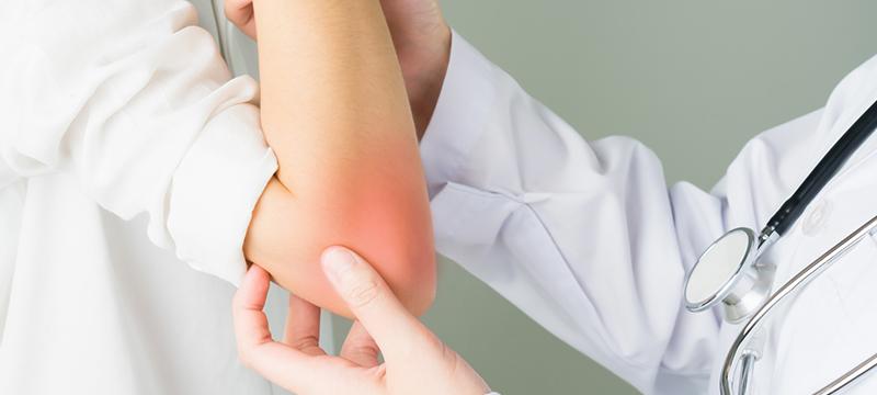 reumatologia dolore braccio