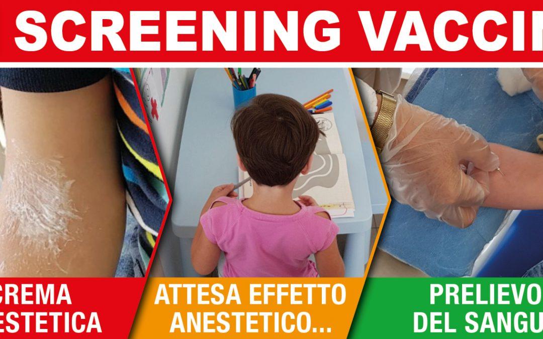 """Come conoscere la situazione vaccinale dei propri figli attraverso le analisi del sangue? Con lo """"Screening VACCINI"""" del Gruppo Romano Medica"""