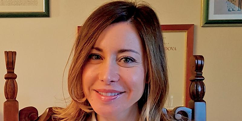 Dott.ssa Ilaria BEZZE: nuovo Medico Fisiatra del Gruppo Romano Medica sede di Cittadella (PD)