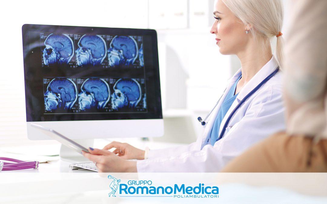 Immagini di esami diagnostici e referti disponibili in un clic!
