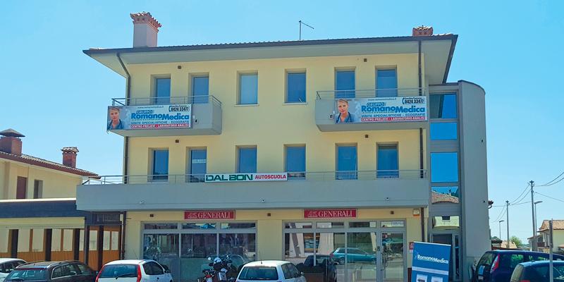 Nuova sede a Casella d'ASOLO (TV) per il Gruppo Romano Medica